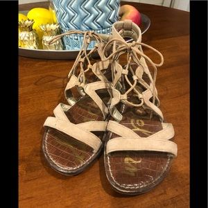 Sam Edelman Shoes Flat Sandals Poshmark